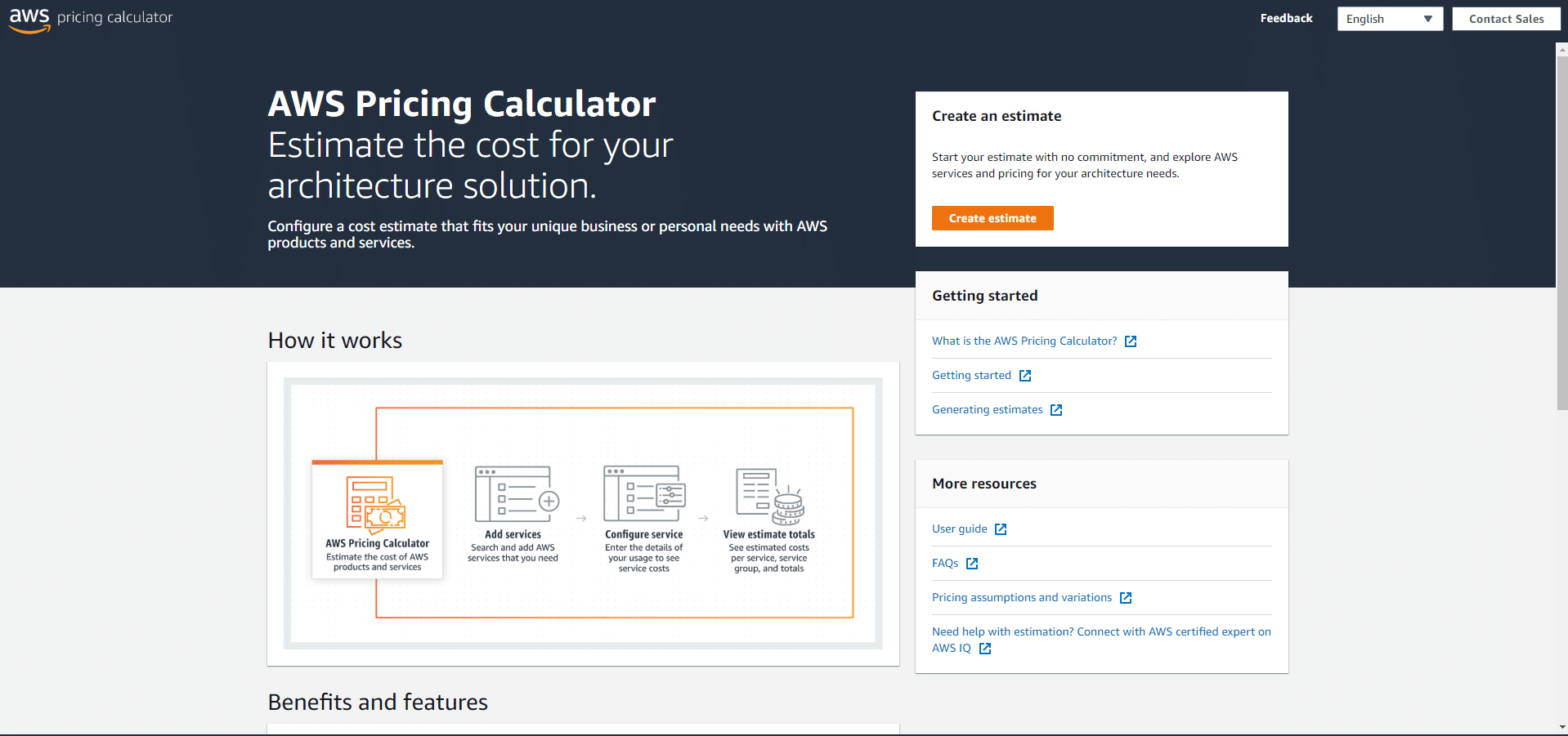 The AWS Pricing Calculator may help you figure out some of your infrastructure costs beforehand