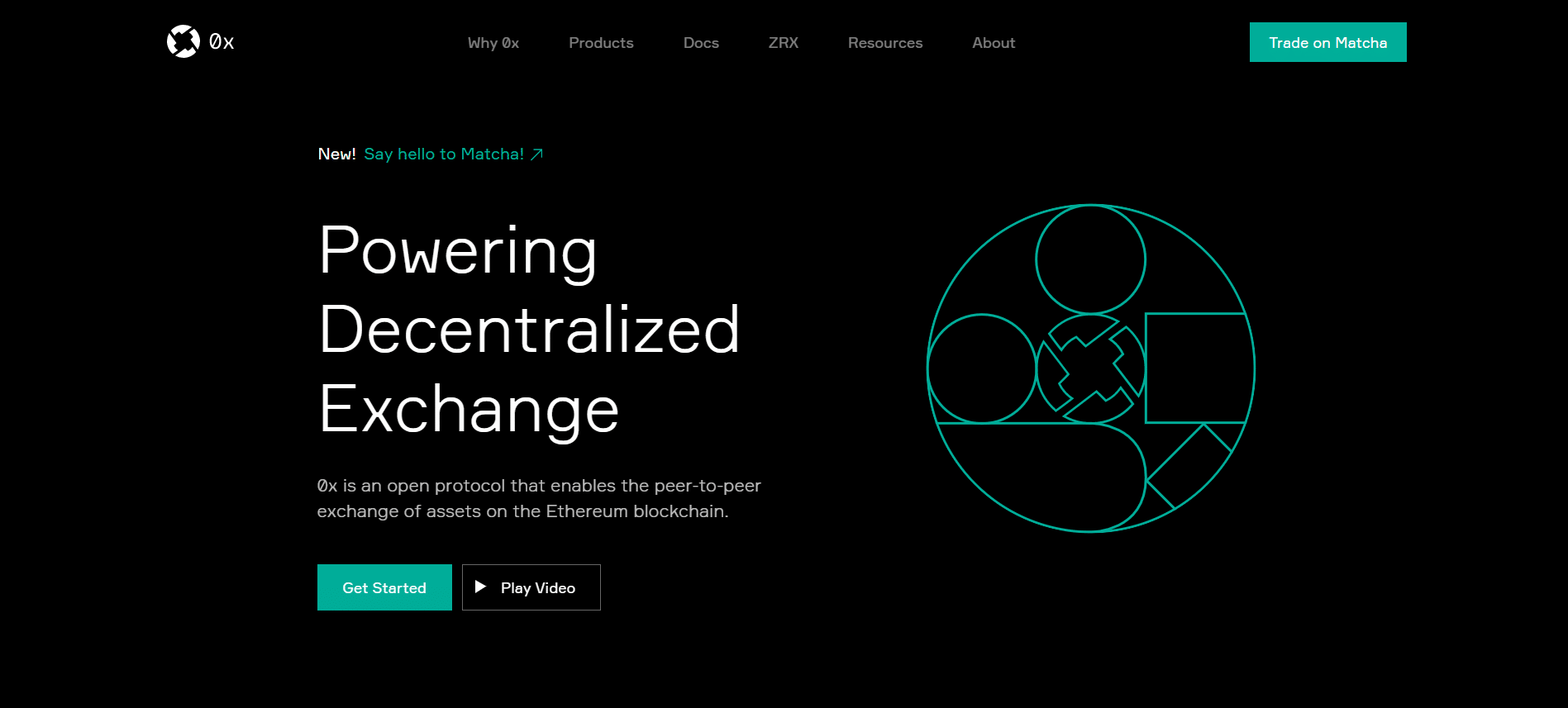 0x crypto protocol website